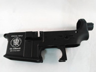 M4/M16 ASR Lower Metal Receiver w/APS Logo