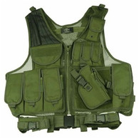 Tactical Vest OD Green