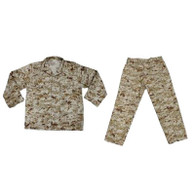 Digital Desert Camo BDU Set Medium