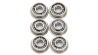 SHS Airsoft BALL BEARING BUSHINGS METAL 8MM