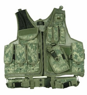 Tactical Vest ACU Digital