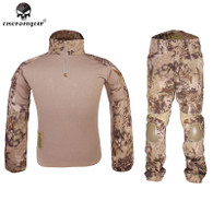 Emerson Combat Uniform Set Highlander G2 Camo Small