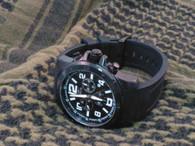 Invicta 1922 Specialty Quartz Chronograph Watch Black