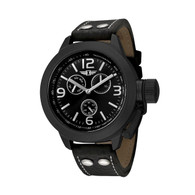 Invicta I Quartz Watch Black