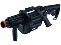 ICS GLM Airsoft Gas Grenade Revolver