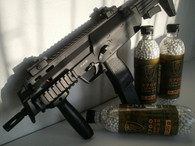 H&K MP7 AEG Rifle and Elite Force Premium BB Package