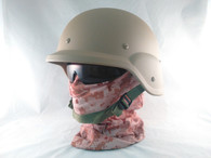 PASGT Military Helmet in Tan