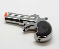 MARUSHIN 6MM DERRINGER gas Pistol in Silver