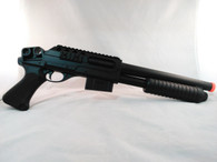 DE M47B2 Airsoft Shotgun RIS with Scope