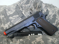Colt WWII Mil-Spec 1911 Full Metal Gas Blowback Pistol