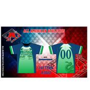 A3 Custom Uniform Design Option 20