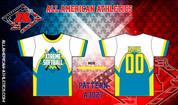 A3 Custom Uniform Design Option 27