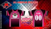 A3 Custom Uniform Design Option 113