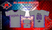 A3 Custom Uniform Design Option 114