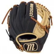 "Marucci 2018 R225 Series 11.25"" Youth Baseball Glove - Black/Mesa - MFGRS1125SP"