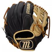"Marucci 2018 RS225 Series 11.5"" Youth Baseball Glove - Black/Mesa - MFGRS115H"