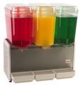 Beverage Dispenser,3 Tank
