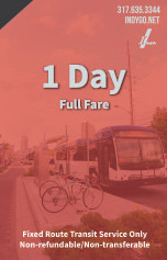 One Day - Full Fare