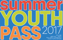 Summer Youth Pass 2017