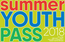 Summer Youth Pass 2018