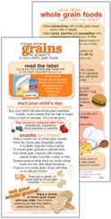 Preschool Whole Grains