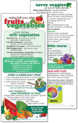 MyPlate - Fruits and Vegetables