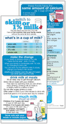 MyPlate - Skim or 1% Milk