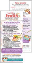 Toddler Fruits