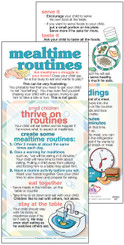 Mealtime Routines