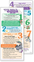 Seven Ways - Eggs