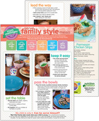 Serve Family Style Meals