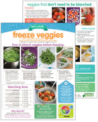 Freeze Veggies