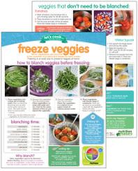 Freeze Veggies