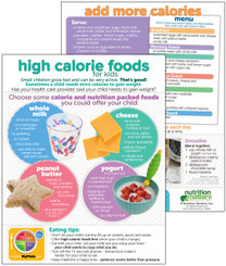 High Calorie Foods for Kids