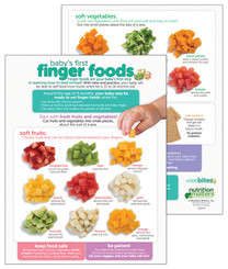 Baby's Finger Foods