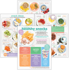 CACFP Snacks - 3 to 5 year olds