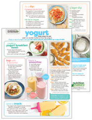 Yogurt - Cooking Sheet