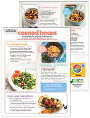 Canned Beans - Cooking Sheet