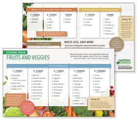 Fruit & Vegetable Storage Guide
