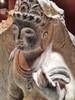 kwan yin, stone, silk road
