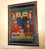 ancestor's portrait, antique, new frame