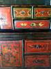 cupboard, tibetan, antique