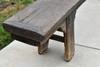 16 feet long antique bench, 18th century