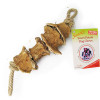 Organic Sweet Potato Dog Chews Rope - Small