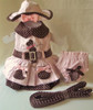Flutter By Harness Dress Set