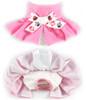 Diaper Skirt in Pink Cupcake