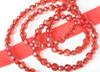 Fabuleash Leash in Ruby Red Crystal