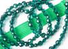 Fabuleash Leash in Emerald Crystal