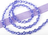 Fabuleash Leash in Tanzanite Crystal