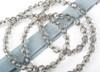 Fabuleash Leash in Black Diamond Crystal